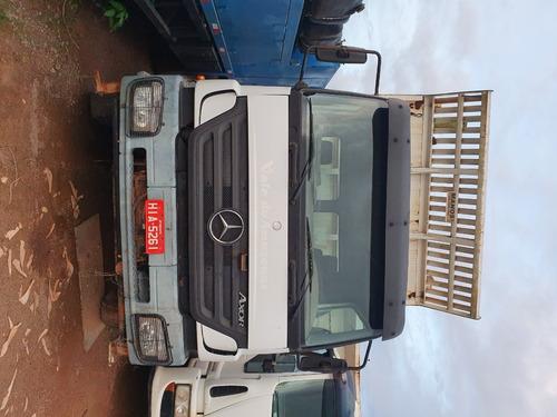 Caminhão Mercedesbenz 2012 Mb 2831 6x4 Autocarregável Romeu