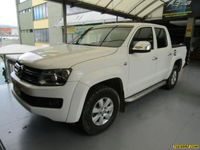 Volkswagen Amarok Fleetline Mt 2000cc 4x4 1td Rin Lujo