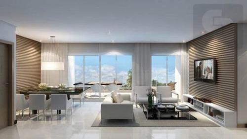 Apartamento Residencial À Venda, Vila Augusta, Guarulhos. - Codigo: Ap0445 - Ap0445
