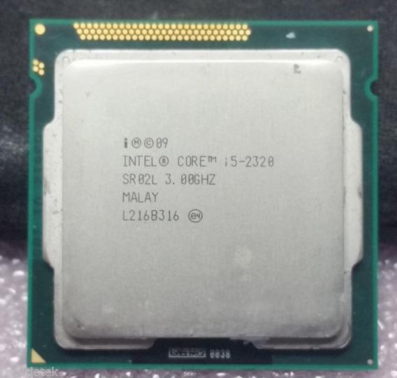 Processador Intel Core I5 2320 3.0ghz, 6mb Cache - Lga 1155
