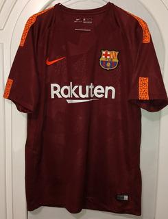 Jersey Barcelona Lionel Messi Tercer Uniforme Nike Talla M