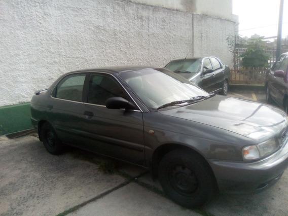 Chevrolet Esteem, Año 99, Color Gris, 4 Puertas, Sincrónico