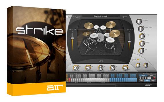 Vst Air Music Technology Strike2