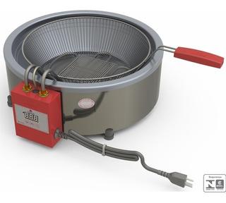 Fritadeira Batata Progás Pr70el 7l Eletrônica Tacho Fritura