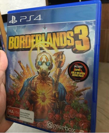 Jogo Borderlands 3 Ps4