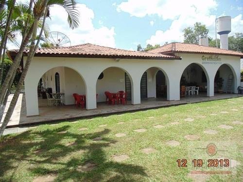 Chácara Residencial À Venda, Chácaras Gerson Ferriello, Boituva. - Ch0300