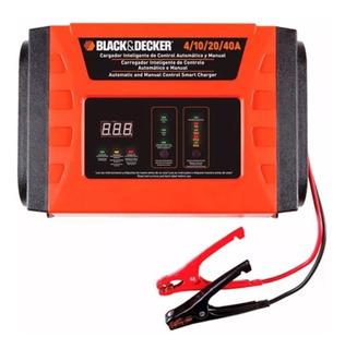 Cargador Bateria Auto Inteligente 40a Bc40 Black Decker Rex