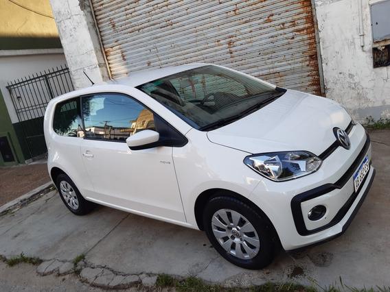 Volkswagen Up Move Unica Mano Impecable Km Real Como Nuevo