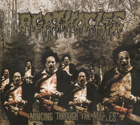 Agathocles ¿ Mincing Through The Maples - Digipack Cd Imp.