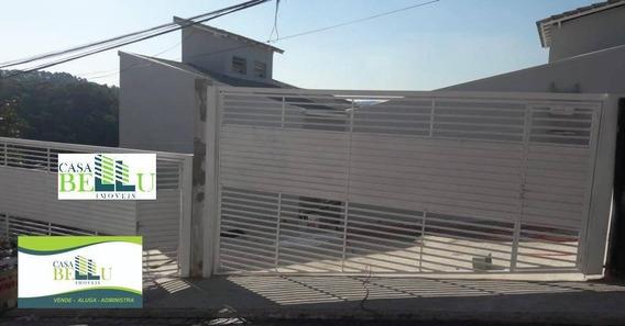 Casa Com 2 Dormitórios À Venda, 64 M² Por R$ 170.000 - Estância Lago Azul - Franco Da Rocha/sp - Ca0445