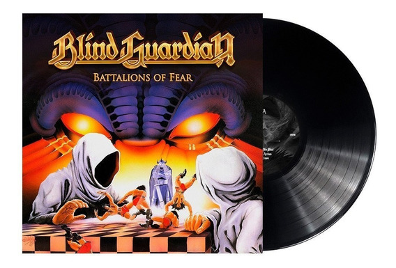 Lps Blind Guardian Battalions Of Fear N Helloween Iron