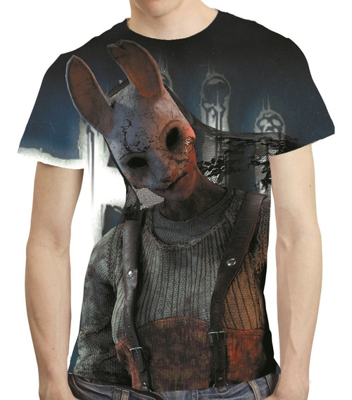 Camisa Camiseta Dead By Daylight Lullaby - Estampa Total