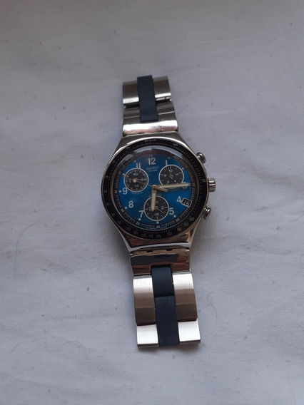 Relogio Swatch Irony Chrono Ycs432g Original