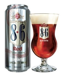 Cerveza Bavaria 8.6 Red X 2 Unidades - Holandesa -