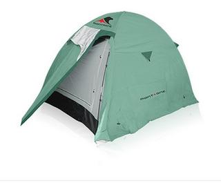 Carpas Camping Playera Iglú Plus 4 Personas Carpa Montagne