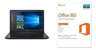 Acer Aspire E 15 E5-575-33bm 15.6-pulgadas Full Hd Notebook