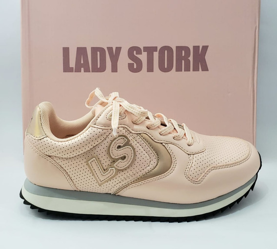 Lady Stork Lujan