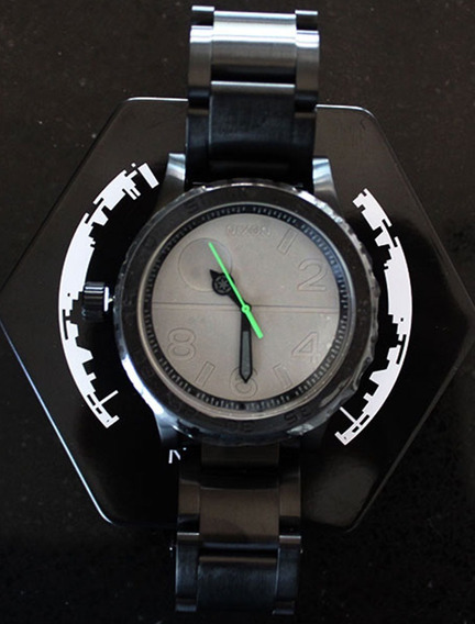 Relógio Original Nixon Phasma Black, Star Wars Australia