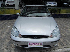 Ford Focus 2.0 Ghia Sedan 16v Gasolina (blindado) 2004