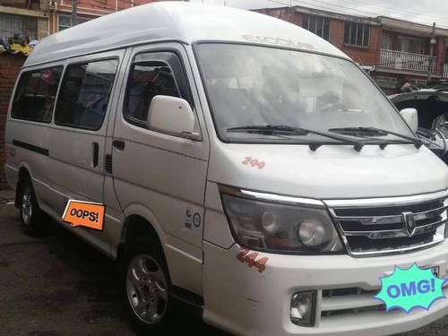 Imagen 1 de 9 de Camioneta Escolar Jinbei