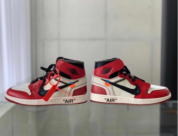 Jordan 1 Off-white Chicago