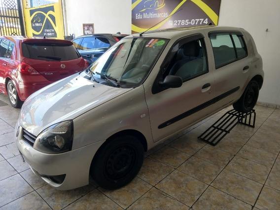 Renault Clio Hatch. Campus 1.0 16v (flex) 4p 2011