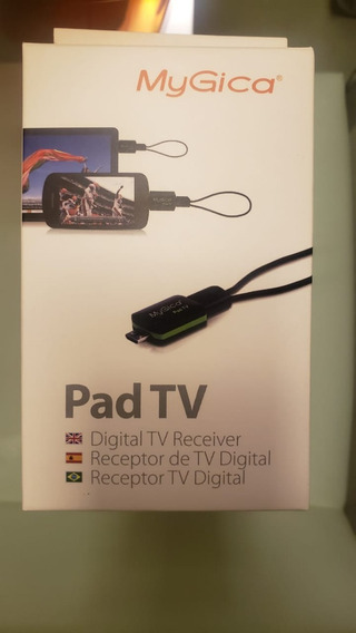 Mygica Padtv Receptor Tv Digital Android / Tablets Usb