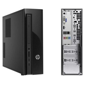 Computador Hp Slim Tower Pentium N3700 4gb 500gb Win 10