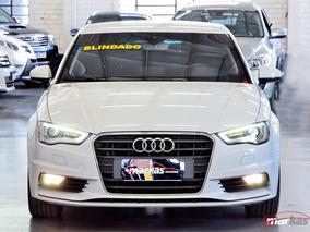 Audi A3 1.8 180hp Lm Blindado Nivel 3a Na Target 13 Mil Km