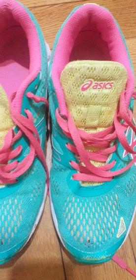 Zapatillas Asics 37 Dama