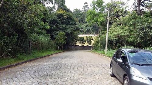 Terreno Condomínio Em Jardim Mirna  -  Taboão Da Serra - 1124