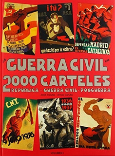 Guerra Civil En 2000 Carteles 1 Vol : Carulla