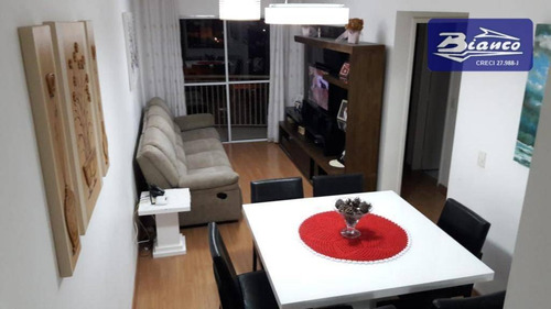 Imagem 1 de 30 de Apartamento Residencial Para Venda E Locação, Picanco, Guarulhos. - Ap3262