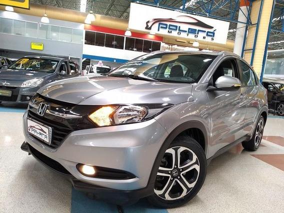 Honda Hr-v Ex 1.8 Flex Automático 2016 Completo + Couro!