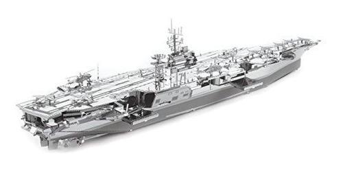 Fascinaciones Iconx Uss Roosevelt Cvn-71 Aircraft Carrier 3d