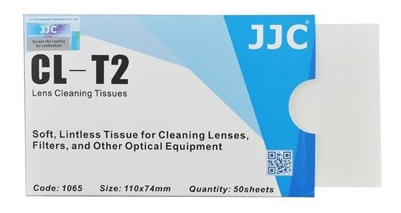 Lenço De Papel Jjc Para Limpeza De Lentes Fotográficas Cl-t2