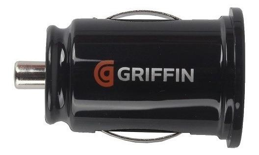 Cargador Pared Usb Micro Griffin Powerjolt Dual Negro