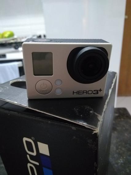 Câmera Filmadora Gopro Hero 3 + Black Edition Semi-novo
