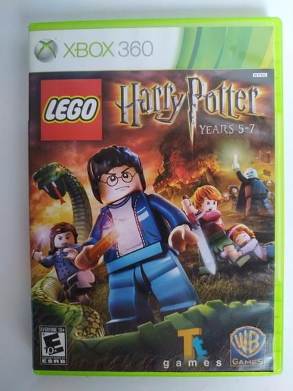 Lego Harry Potter Years 5-7 Original Xbox 360 Mídia Física