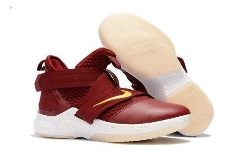 Zapatos Botas Botines Basket Nike Lebron 12 Talla 40 A La 45