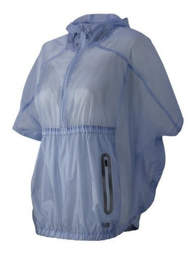Capa Rompeviento New Balance Mujer Impermeable Wt61122