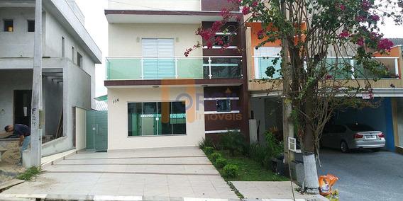 Sobrado De Condomínio Com 3 Dorms, Vila Moraes, Mogi Das Cruzes - R$ 650 Mil, Cod: 1092 - V1092