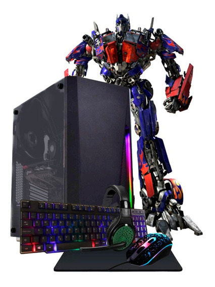 Pc Gamer A8 9600 3.4gz 10núcleos Hd1tb Ddr4 16gb R7 4k Novo!