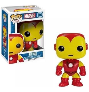 Funko Pop 2274 Vinyl Marvel Iron Man Bobble #04 Original