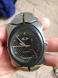Relógio Oakley Time Bomb 2 Livestrong