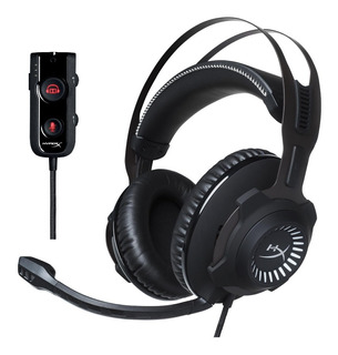 Auricular Gamer Hyperx Cloud Revolver S 7.1 Pc/ps4/xbox/phon