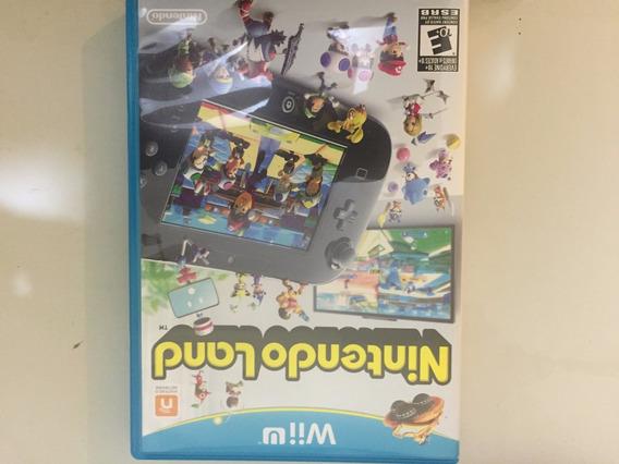 Nintendo Land Nintendoland - Wii U - Novo