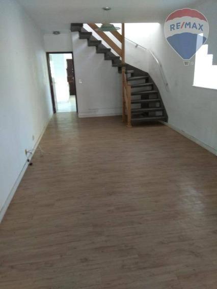 Casa Com 3 Dormitórios E 2 Vagas De Garagem - Saúde. - Ca1240