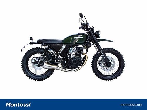 Imagen 1 de 4 de Hanway Scrambler 125cc | Moto 0km