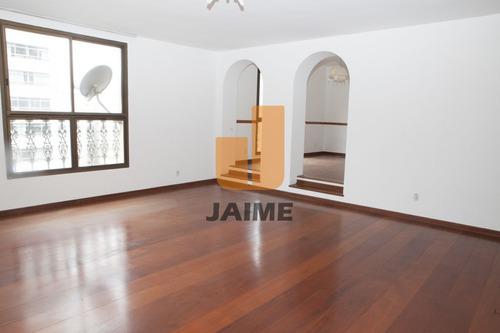 Apartamento Para Venda No Bairro Higienópolis Em São Paulo - Cod: Bi1510 - Bi1510